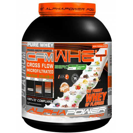 AlphaPower Food CFM Whey