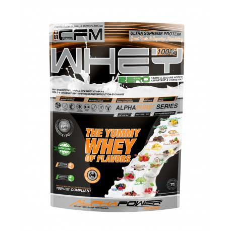 AlphaPower Food CFM Whey 500 g.