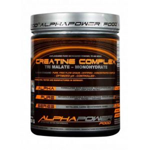 AlphaPower Food Creatine Complex 300 g.