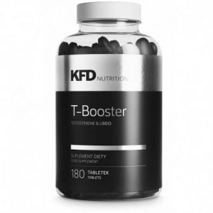 KFD Nutrition T-booster 180 tab.