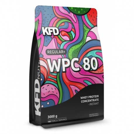 KFD WPC 80 Instant 3000 g.