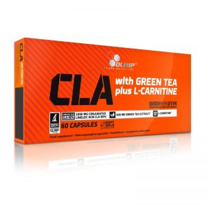 Olimp CLA with Green Tea plus L-Carnitine Sport Edition