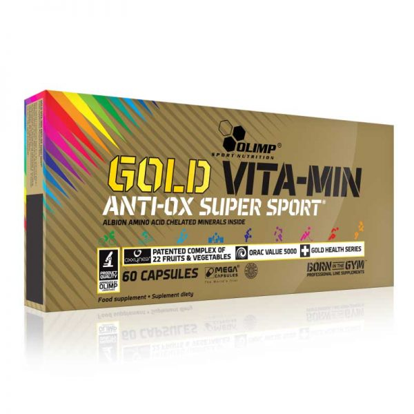 Olimp GOLD VITA-MIN ANTI-OX