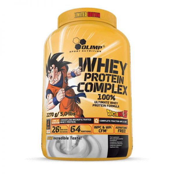 Olimp Whey Protein Complex 100 % Dragon Ball Z
