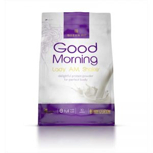 Queen Fit Good Morning Lady A.M. Shake
