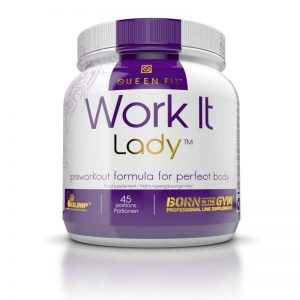 Queen Fit Work It Lady 337 g. 45 porcijos