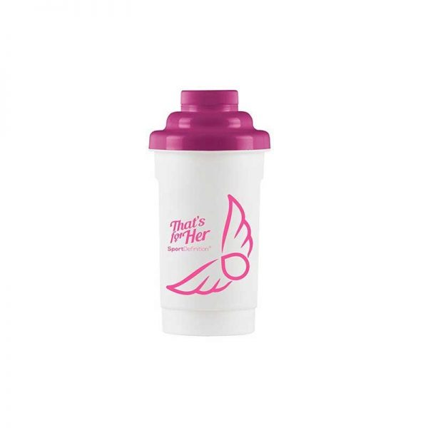 Sport Definition plaktuvė 500 ml. THATS FOR HER